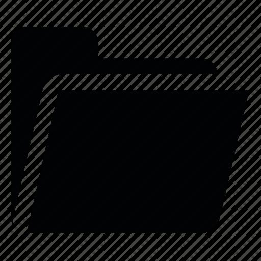 document, documents, file, files, folder, folders, open, paper icon