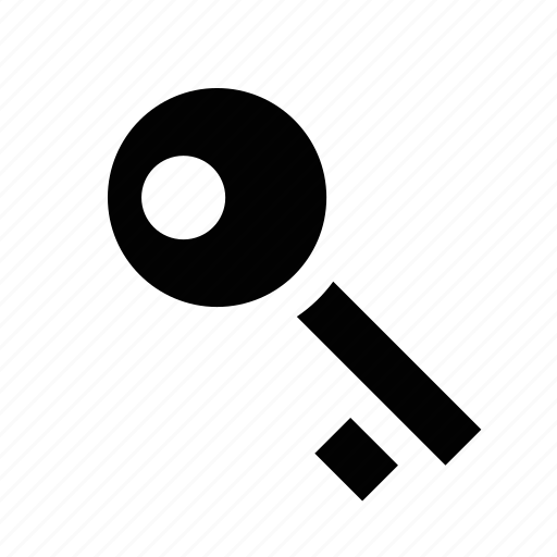 key, lock, locked, password, private, protect, protection, safe, secure, security, unlock icon