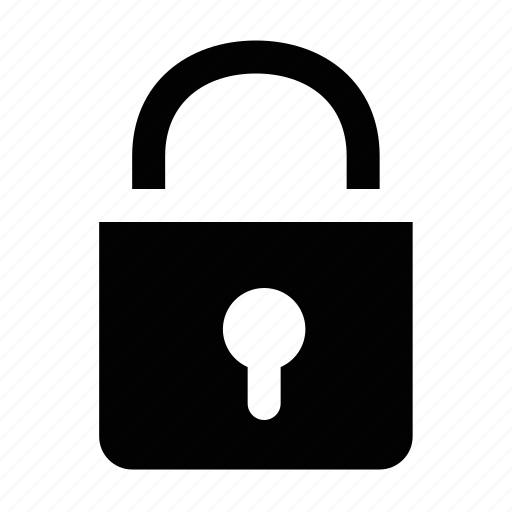 lock, locked, password, private, protect, protection, safe, secure, security icon