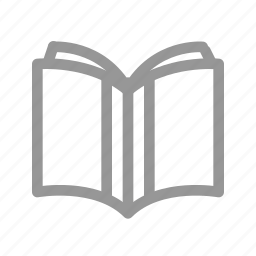book, document, documents, library, paper icon