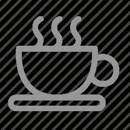 coffee, room, tea icon