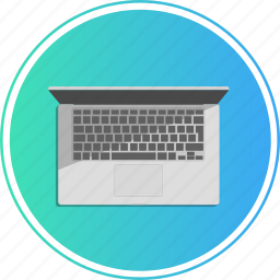 apple, computer, internet, laptop, macbook, pc, technology icon