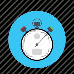 alarm, ring, time, timer icon