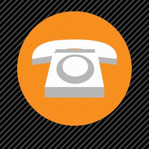 2, telephone icon