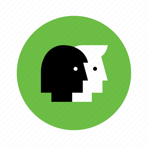 avatar, business, customer, customers, online, team icon