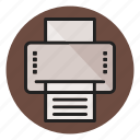 device, machine, output device, print, printer, printing icon