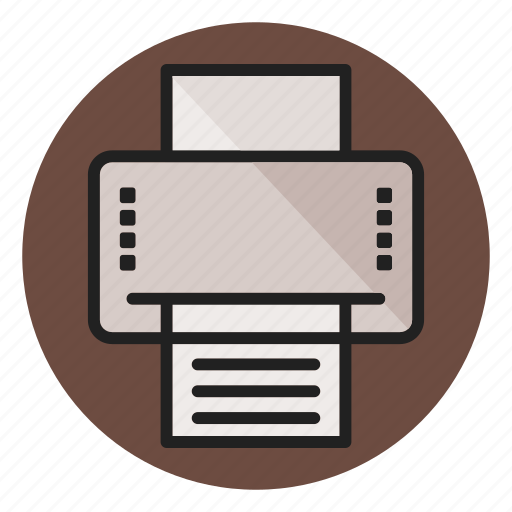 device, machine, output device, print, printer, printing icon