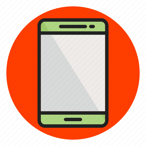 cell phone, device, iphone, mobile, phone, smartphone icon