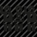 man, meeting, office, sitting, team