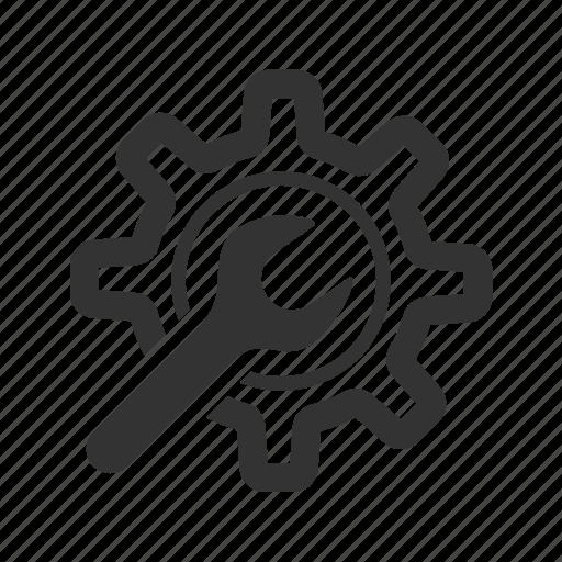 configuration, control, optimisation, productivity, settings, system icon