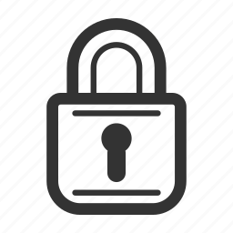 encryption, firewall, lock, password, protection, secure, security icon