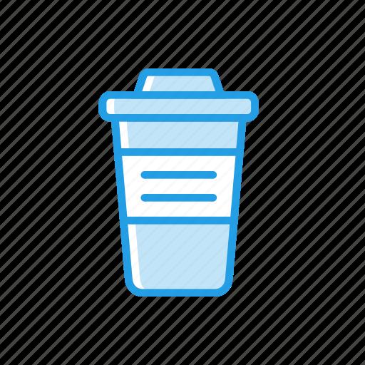coffee, cup, drink, glass, mug, office, refresh icon