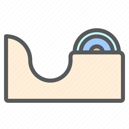 Equipment, office, tape, tools icon - Download on Iconfinder