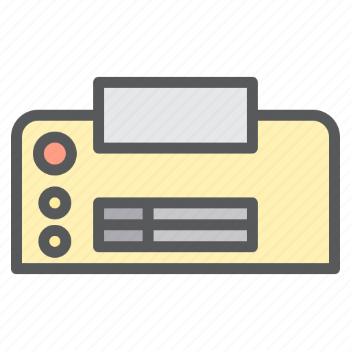 Equipment, office, printer, tools icon - Download on Iconfinder