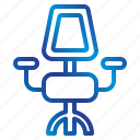 chair, equipment, office, tools icon