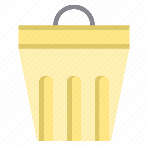 Bin, equipment, office, tools icon - Download on Iconfinder