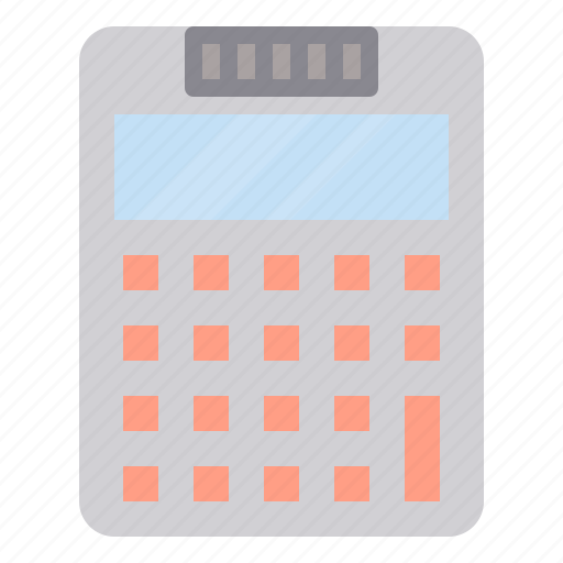 Calculator, equipment, office, tools icon - Download on Iconfinder
