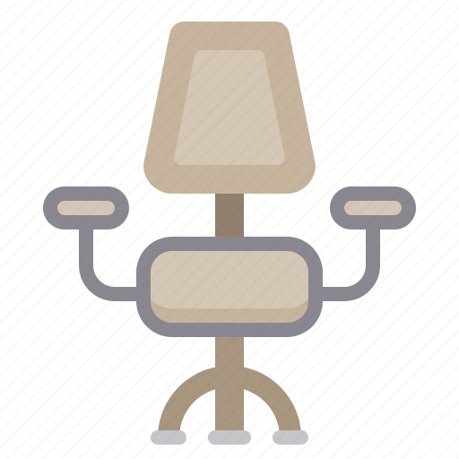 Chair, equipment, office, tools icon - Download on Iconfinder