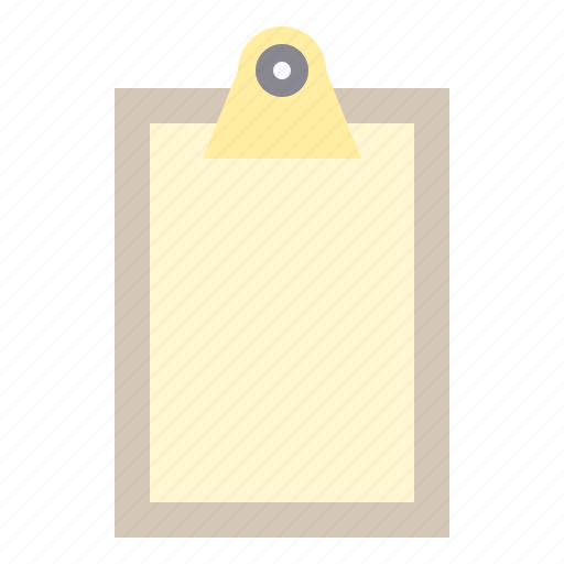 Clipboard, equipment, office, tools icon - Download on Iconfinder