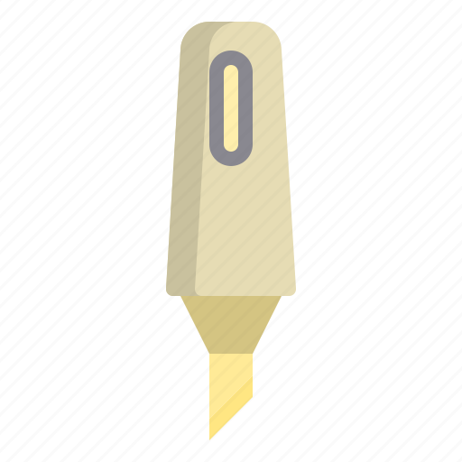 Equipment, highlighters, office, tools icon - Download on Iconfinder