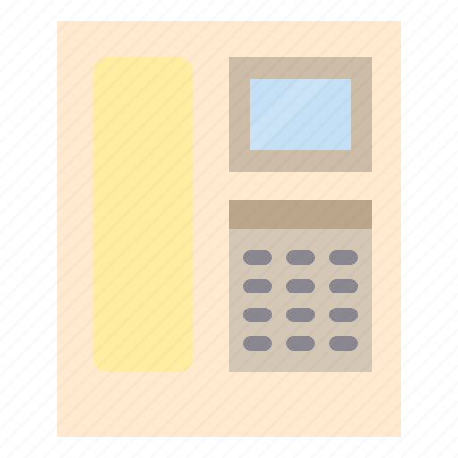 Equipment, office, phone, tools icon - Download on Iconfinder
