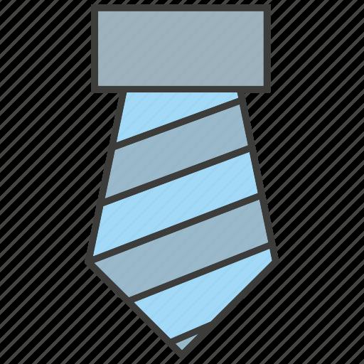 business man, necktie, tie icon