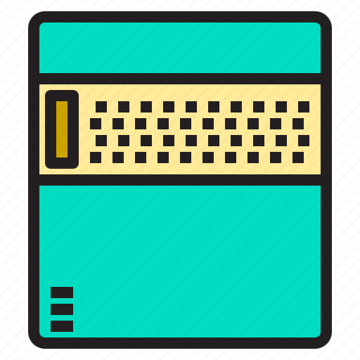 business, disk, hard, office, storage, supply, working icon