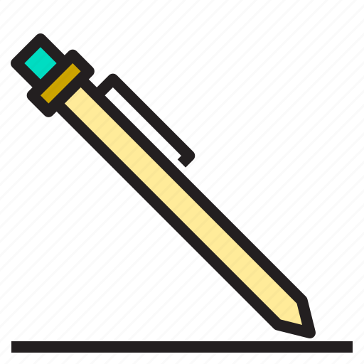 business, office, pen, supply, tools, working icon