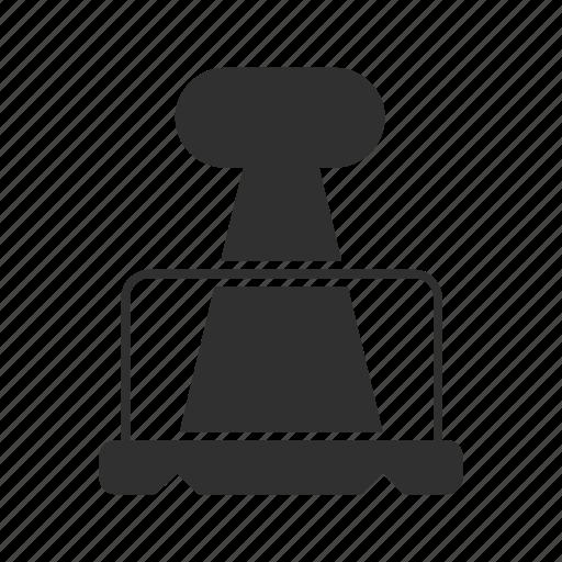 clip, documents, files, paper clip icon
