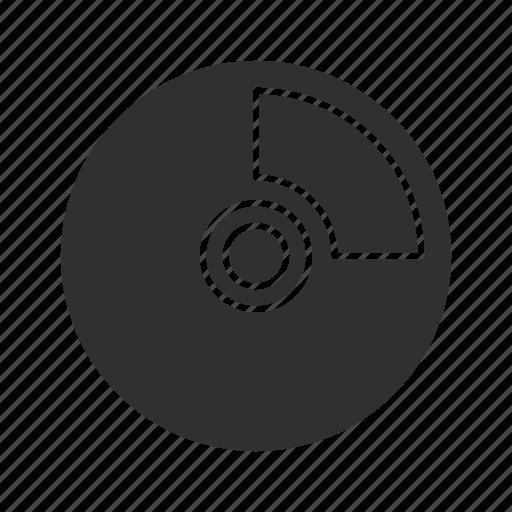 data storage, disk, diskette, file icon
