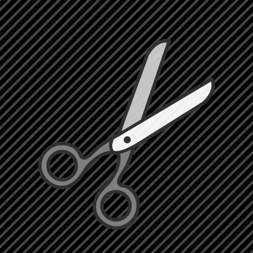 cut, files, paper, scissors icon