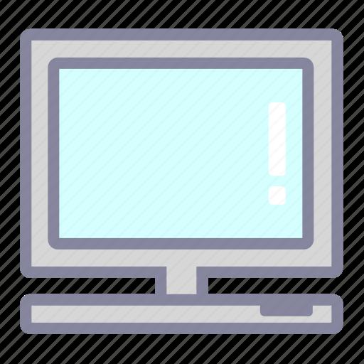 computer, device, display, hardware, monitor, pc, screen icon