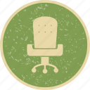 business, chair, office, seat icon