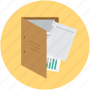 document, document folder, file folder, folder, storage icon