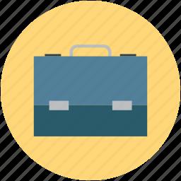 bag, bookbag, briefcase, portfolio, school bag, suitcase icon