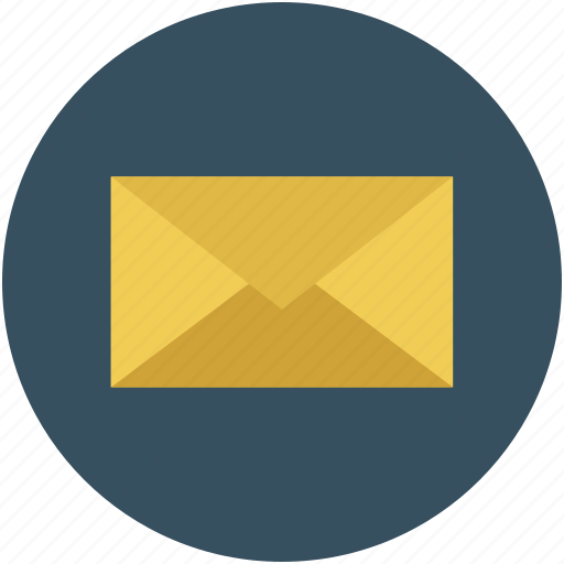 email, envelope, letter, mail, message, post, postal mail icon