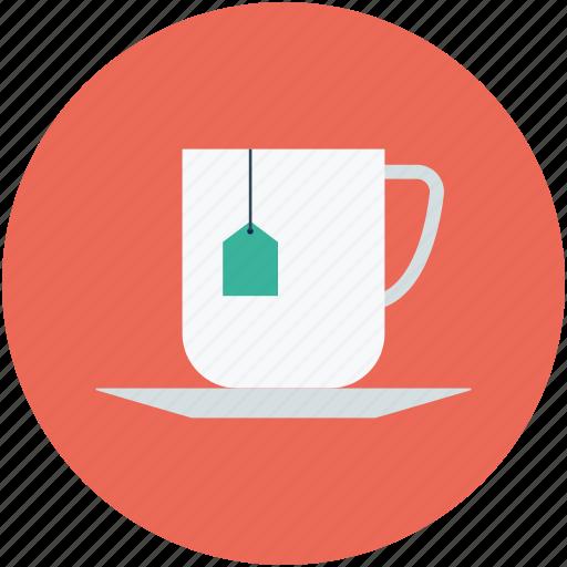 cup of coffee, cup of tea, hot tea, tea, tea bag icon