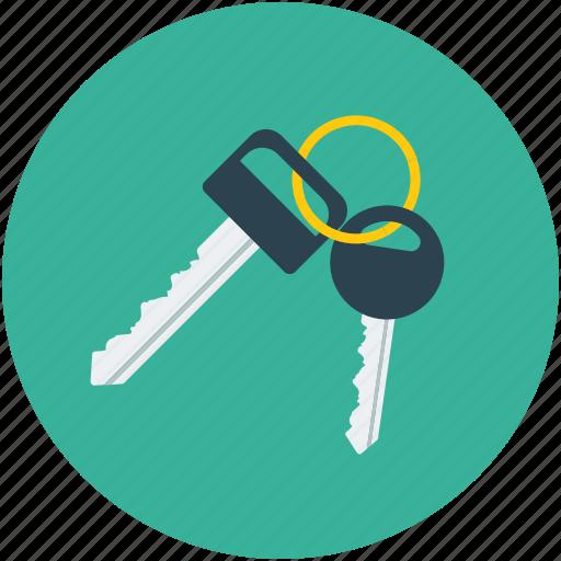 access, entry, key, master key, pass key, password, unlock icon