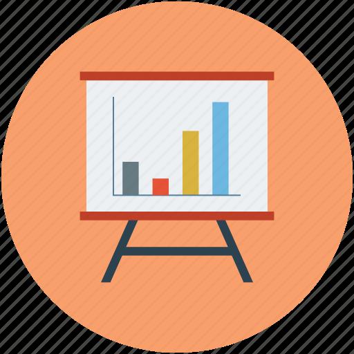 bar chart, bar graph, business chart, chart, graph, statistics icon