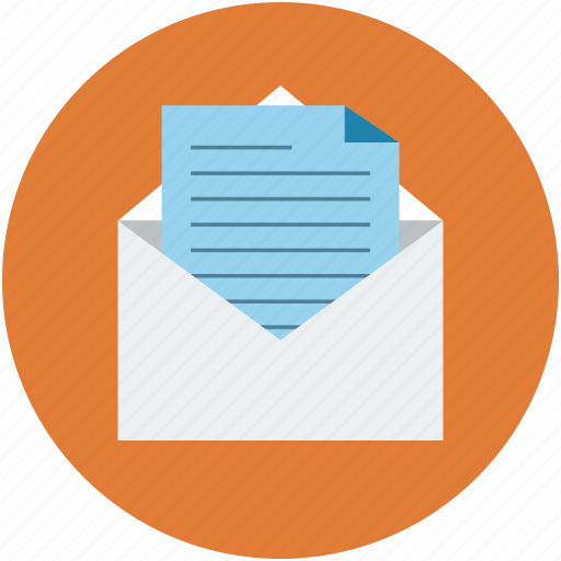 contact us, electronic mail, email, letter, mail, message, messages icon