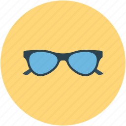 eyeglass, glasses, goggles, shades, spectacles, sunglasses icon