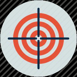 bullseye, business goal, dartboard, market target, purpose, shooting target, target, targeting icon