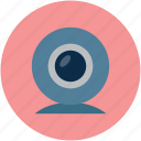 cam, camera, computer camera, video calling, video cam, webcam icon