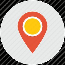 destination, gps, location, map marker, marker, navigation, pin icon