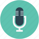 loud, mic, microphone, mike, music, speaker icon