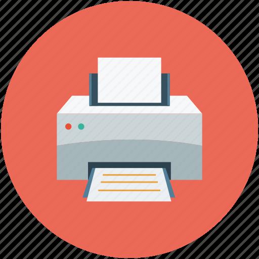 facsimile, fax, fax machine, printer, printer device, printing, telefax icon
