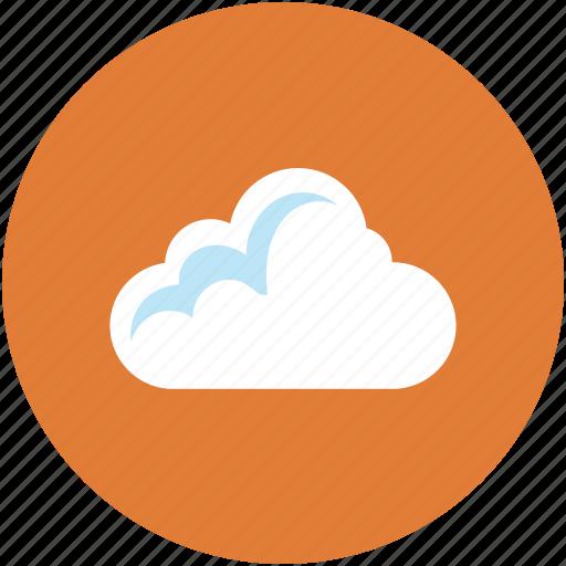 cloud, cloud storage, meteorology, storage, weather icon