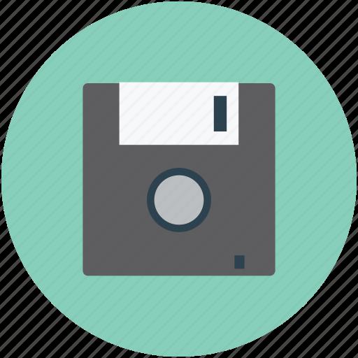 Disk Drive Diskette Floppy Storage Icon