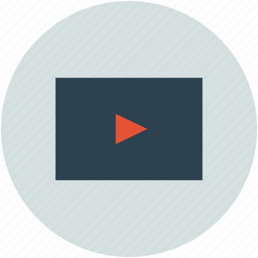 multimedia, play, player, resume, video, video player icon