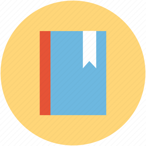 book, bookmark, favorite book, learn, learning, reading icon